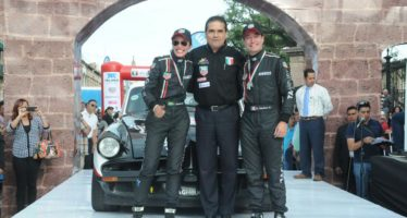 28 carrera panamericana 2015, en Morelia