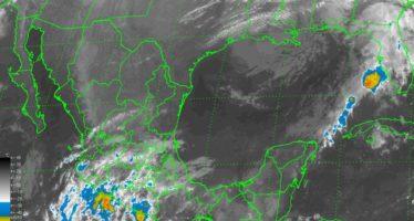 Prevén lluvias fuertes en Quintana Roo y Chiapas