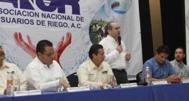 Impulso a la agricultura y el uso sustentable del agua