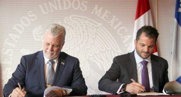 Se firman acuerdos en pro del medio ambiente