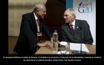 México, el país más desigual de la OCDE: Gurría