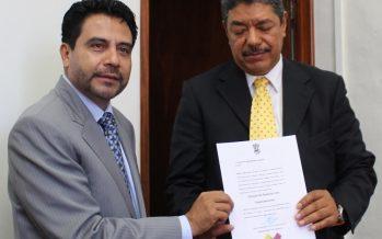 La Secretaría de Gobierno cuenta con nuevos funcionarios