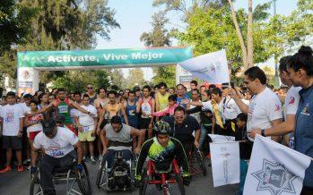 Corre con tu policía 2015, encuentro atlético en Morelia por la seguridad