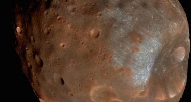 Destrucción de luna Fobos crearía un anillo alrededor de Marte
