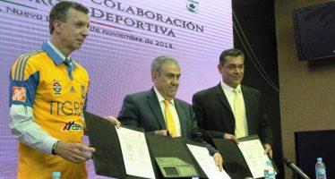 PROFEPA y Club Tigres firman convenio de protección ambiental