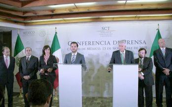 Realizan reunión para tratar aspectos técnicos del nuevo aeropuerto de la Ciudad de México