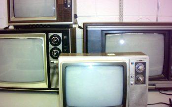 Depósitos para televisiones analógicas