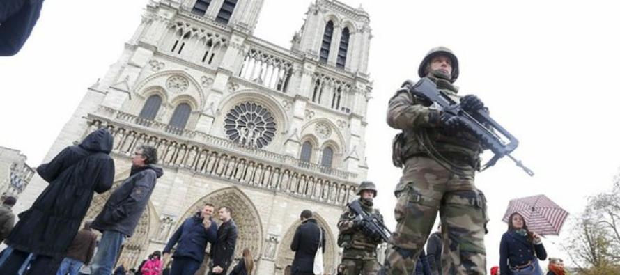 Identifican a presunto autor de ataques en París