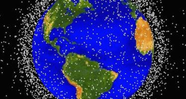 ¿La Lluvia de basura espacial es peligrosa?
