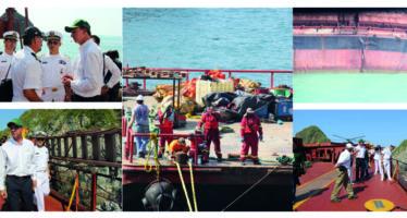 """Naviera responsable del buque """"Los llanitos"""" cuenta con 90 días para el trasiego de hidrocarburos"""