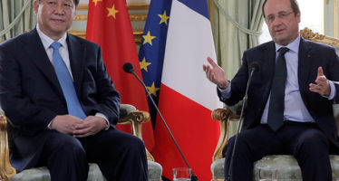 Francia y China sientan las bases para un acuerdo climático global