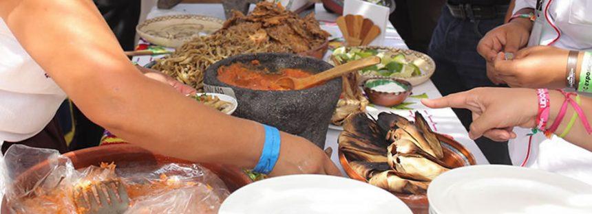 Promueven cocina tradicional mexicana