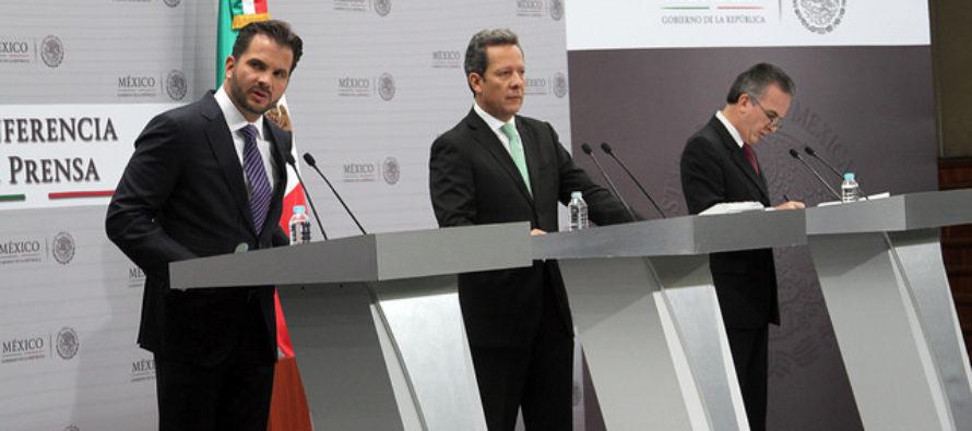 México comprometido para enfrentar el cambio climático