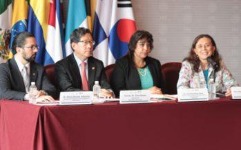Participan 13 países en taller de combate al cambio climático