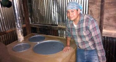 Innovadora estufa ecológica creada por estudiantes de la UNAM