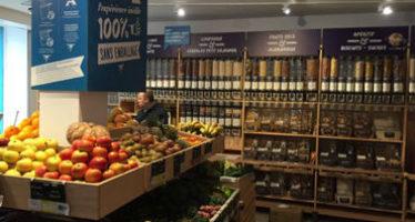 Abre en París el primer supermercado libre de envases