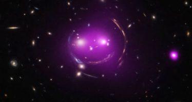 NASA halla en un grupo de galaxias el gato de Alicia