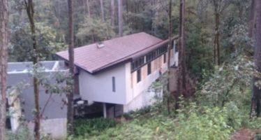 Afectación de 1,756 metros cuadrados de predio forestal por construcción no autorizada