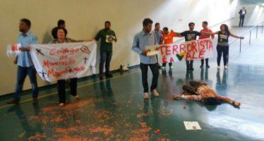 """Los ecologistas presos por un """"crimen ambiental"""" en Brasil"""
