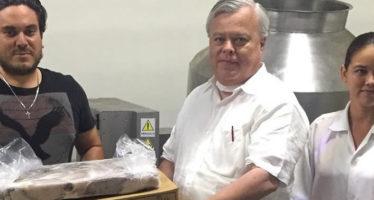 Ocupa México cuarto lugar a nivel mundial en producción de pulpo