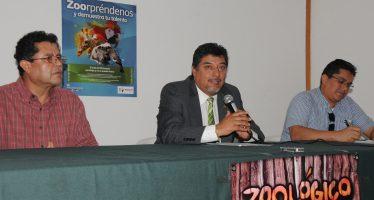 Lanzan convocatoria para remodelar fachada del zoológico de Morelia