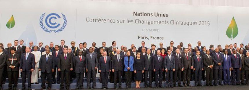 Acuerdo histórico en Paris