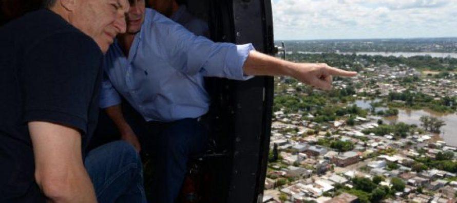 La deforestación para cultivar soja causa las inundaciones en Sudamérica