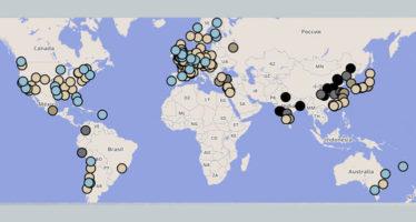 ¿Necesito una mascarilla hoy? Primer mapa que mide la contaminación del aire mundial en tiempo real