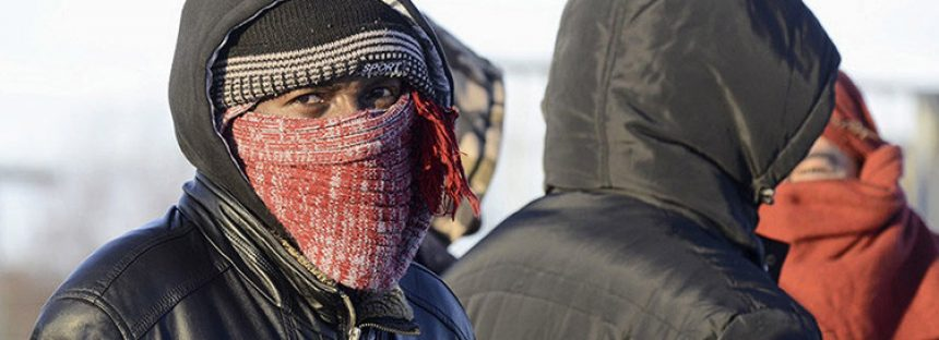 Hallan banderas del Estado Islámico y fotos de cabezas cortadas entre los refugiados en Noruega