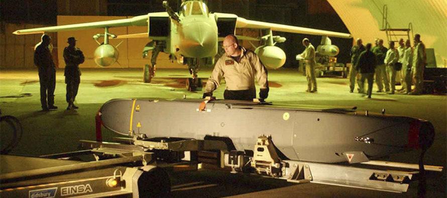 Francia utiliza sus primeros misiles de crucero contra el Estado Islámico en Irak