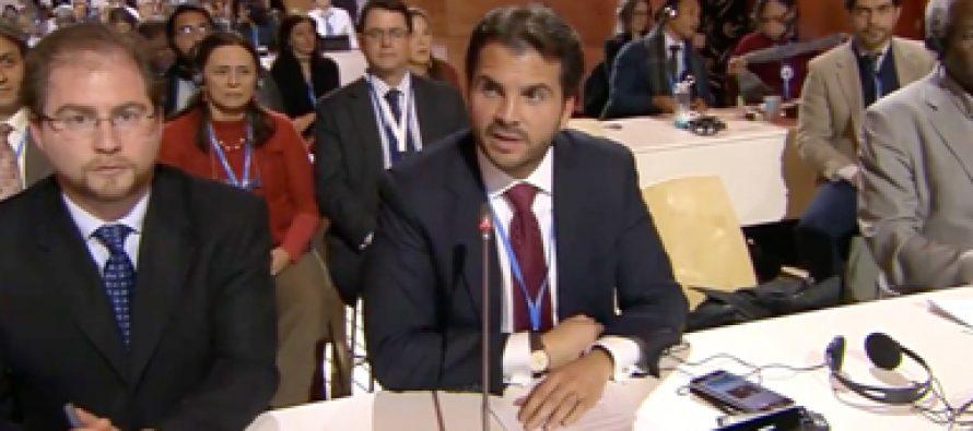México pidió mantener en el acuerdo de la COP21 igualdad de género y derechos humanos