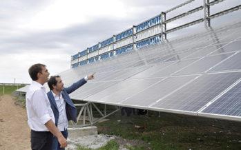"""Buenos Aires lanzó la primera autopista """"sustentable"""" de Latinoamérica"""