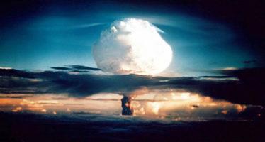 Bomba de hidrógeno, miles de veces más poderosa que una atómica