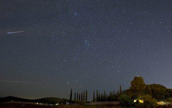 ¿Los meteoros están 'robando' electrones a la atmósfera de la Tierra?