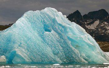 Descubren un factor inesperado que derrite el hielo de Groenlandia