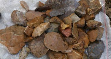 Herramientas de la Edad de Piedra dejan perplejos a los científicos ¿quién las creó?