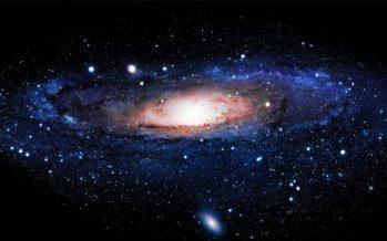 """Una gigantesca nube de hidrógeno se acerca a nuestra galaxia """"como un bumerán"""""""