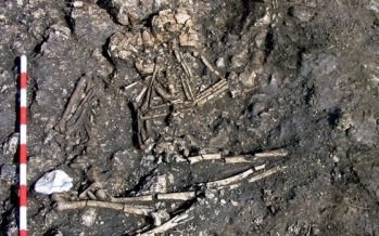 Abrazados desde hace 6.000 años en Burgos