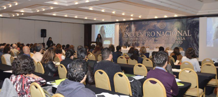 México avanza en la construcción de capacidades de adaptación al cambio climático