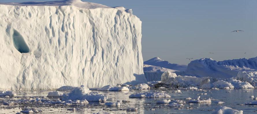 Oculto derretimiento de Groenlandia