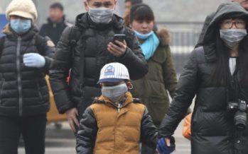 La contaminación de las ciudades chinas cayó 10% en 2015 según Greenpeace
