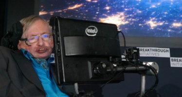 Stephen Hawking pronostica amenazas para la humanidad