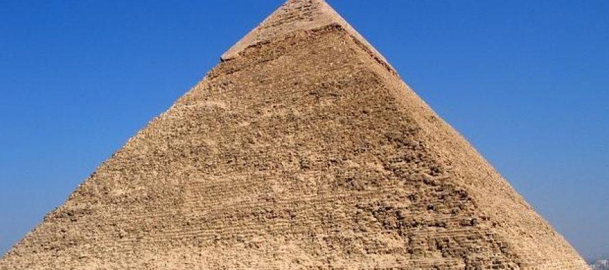Un grupo de investigadores, cerca de resolver el misterio de cómo se construyó la pirámide de Keops