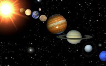 ¡Increíble! Se alinearán cinco planetas a partir del miércoles