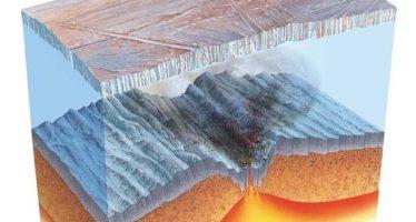 Volcanes submarinos explosivos fundieron el hielo cuando la Tierra era una «bola de nieve»