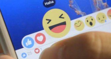 Facebook introduce su nuevo botón Reactions