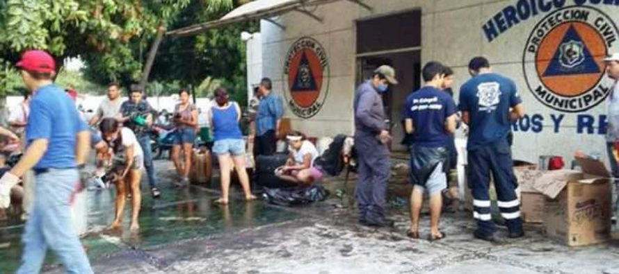 Solicitan apoyo ciudadano para rescatar a especies afectadas por derrame en Río Balsas