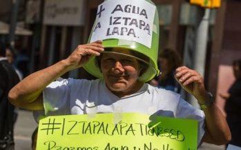 El drama del agua en la Ciudad de México