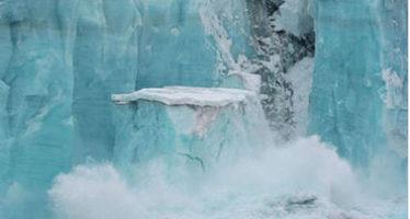 Deshielo del Ártico afecta el clima del Hemisferio Norte