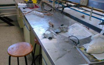Todo tranquilo después de explosión de laboratorio de prácticas en la UAM Xochimilco